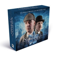The Ordeals of Sherlock Holmes Box Set