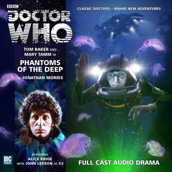 Phantoms of the Deep (Doctor Who) - Jonathan Morris - Jonathan Morris