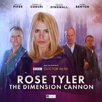 Rose Tyler - The Dimension Cannon