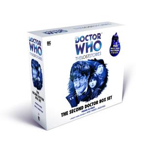 The Masters of Luxor - Épisode inédit du 1er Docteur Seconddoc-boxset-3d.jpg_cover_large