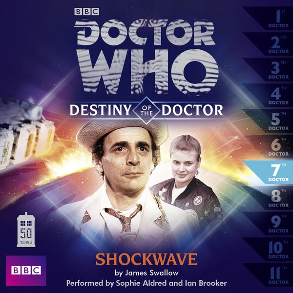 Shockwave - James Swallow