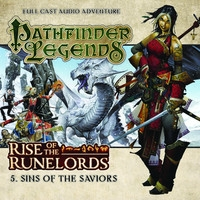 Rise of the Runelords: Sins of the Saviors