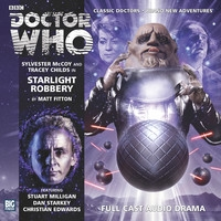 Doctor Who 176. STARLIGHT ROBBERY - Starring Sylvester McCoy and Tracey Childs