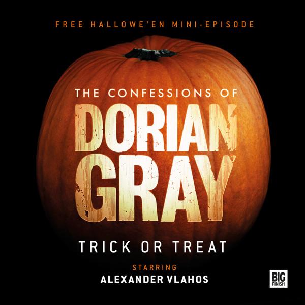 Big Finish - The Confessions of Dorian Gray - Trick or Treat - Scott Handcock