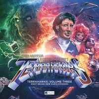 Terrahawks Volume 03