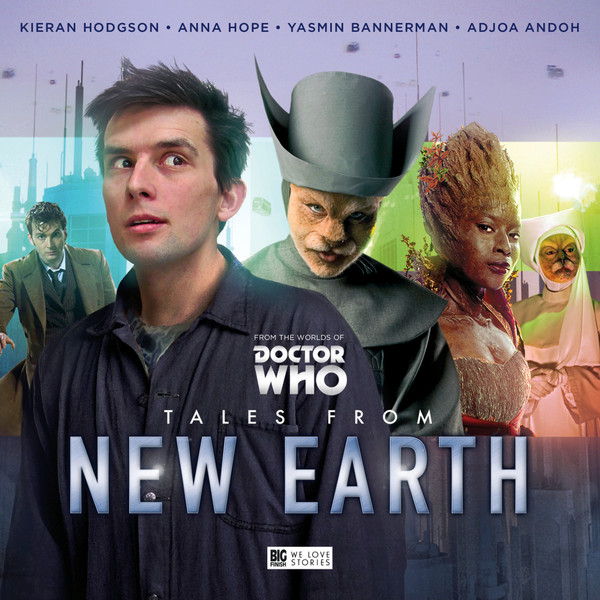 tales from new earth doctor who the new series big finish