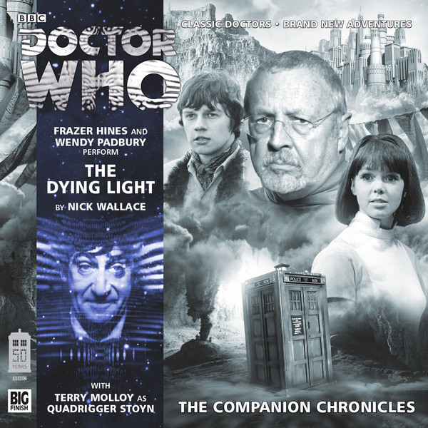 Doctor Who: The Companion Chronicles 8.06   The Dying Light   Blogger_who ?