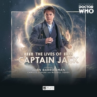 The Lives of Captain Jack - Doctor Who Spinoff Series - Torchwood - BF - James Goss, Guy Adams
