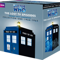 Doctor Who: Lost TV Episodes Collection 1 (1964-1965)