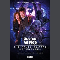 The Tenth Doctor Adventures: Volume 01 (Limited Edition)