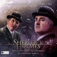 Sherlock Holmes: The Adventure of the Fleet Street Transparency