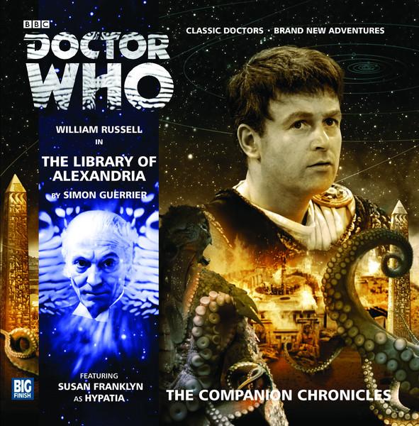 Companion Chronicles 7.10. THE LIBRARY OF ALEXANDRIA - Simon Guerrier
