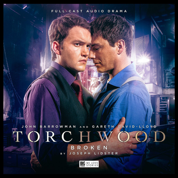 Torchwood: Broken 2.5 Cover