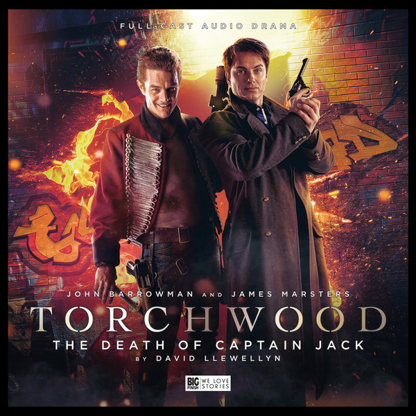 BF - Torchwood - 4.1 - The Death Of Captain Jack - David Llewellyn