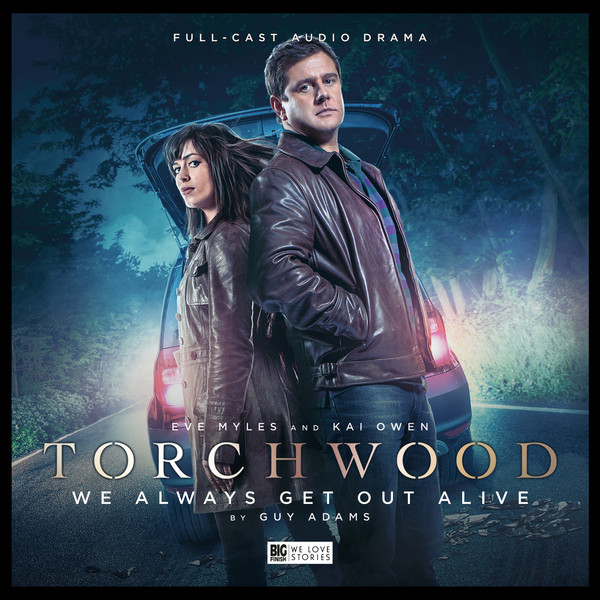 BF - Torchwood - We Always Get Out Alive - Guy Adams