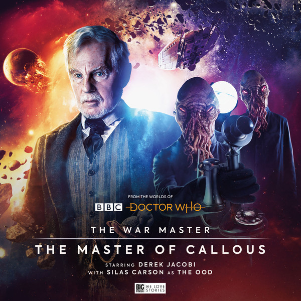 BF - Doctor Who - The War Master - The Master Of Callous - James Goss, Guy Adams