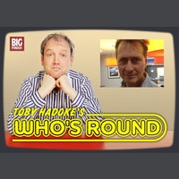 Toby Hadoke's Who's Round 176 - Marcus Gilbert