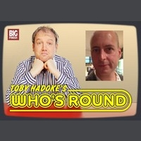 Toby Hadoke's Who's Round 39 - Nicholas Pegg