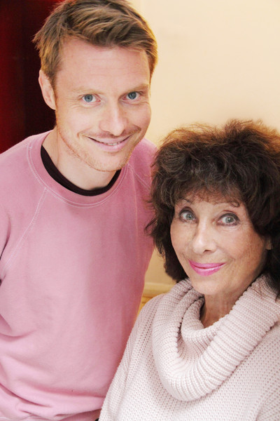Mark Edel-Hunt and Carole Ann Ford
