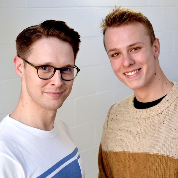 Samuel Barnett and George Naylor