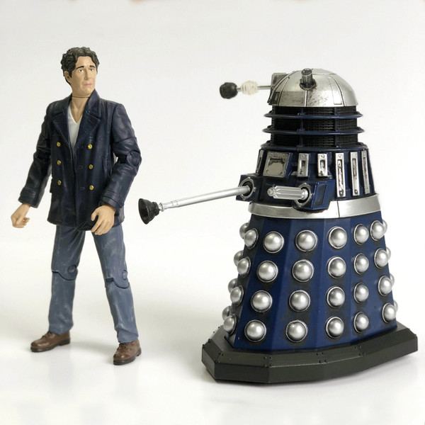Big Finish Doctor and Dalek sets coming soon!