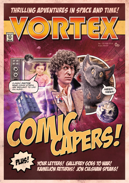 Latest Vortex: Issue #120