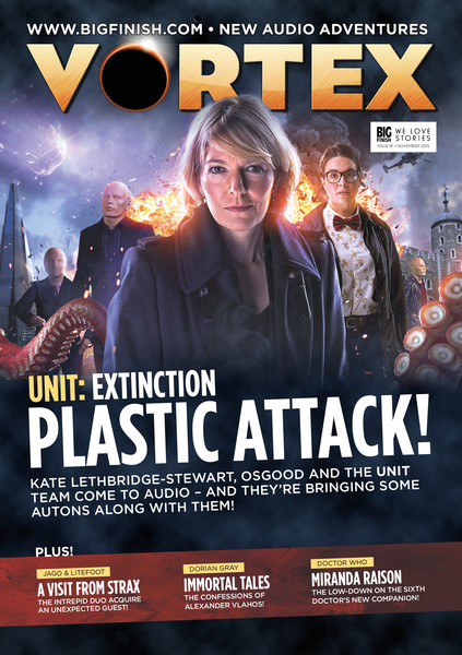 Latest Vortex: Issue #81